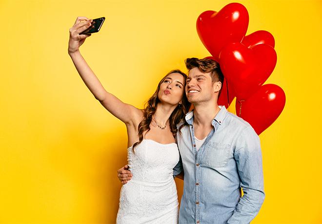 Победители фотоконкурса ко Дню влюбленных