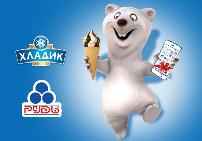 Праздник Мороженого от ТМ Рудь и ТМ Хладик