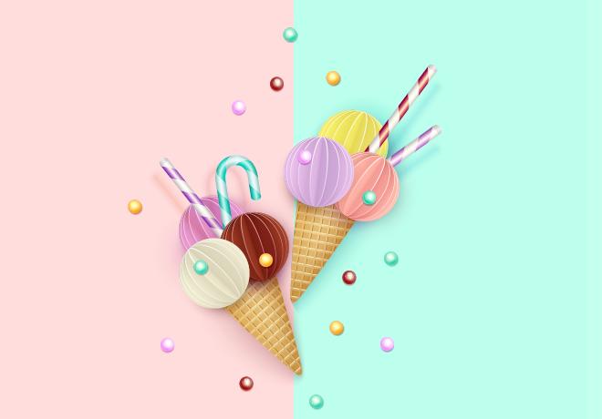 Фотоотчет с праздника мороженого от ТМ «Рудь»