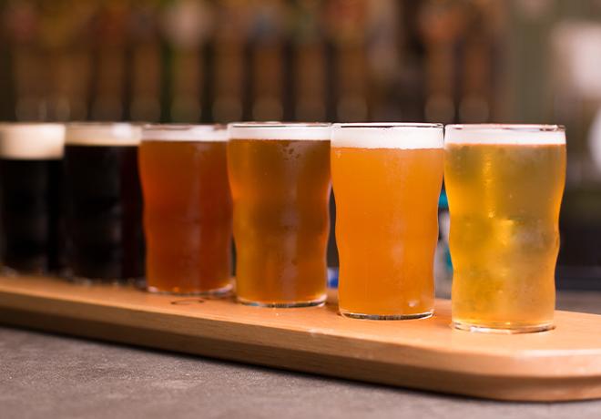 Разнообразие сортов пива