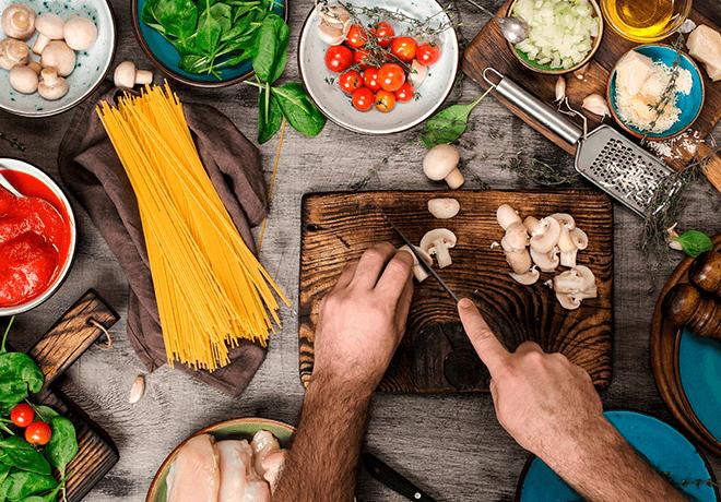 Весенние рецепты для праздничного стола